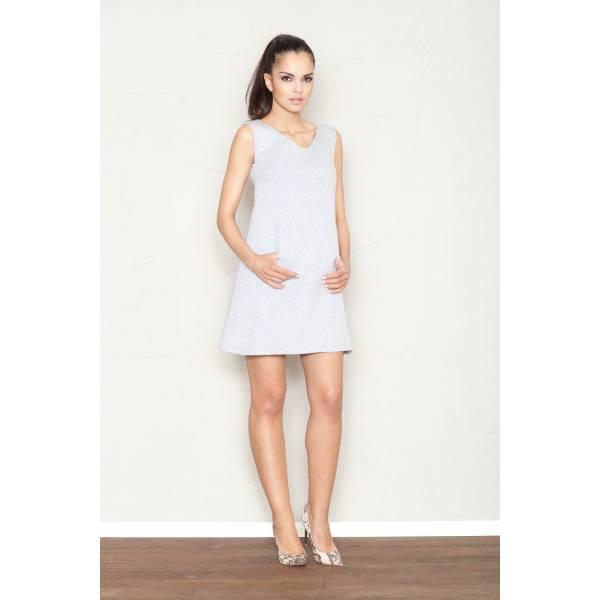 FIGL дамска къса рокля от неопрен
