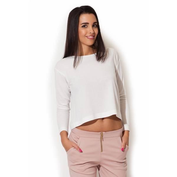 KATRUS дамски пуловер от фино плетиво