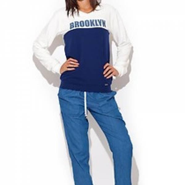 KATRUS дамска блуза с дълъг ръкав