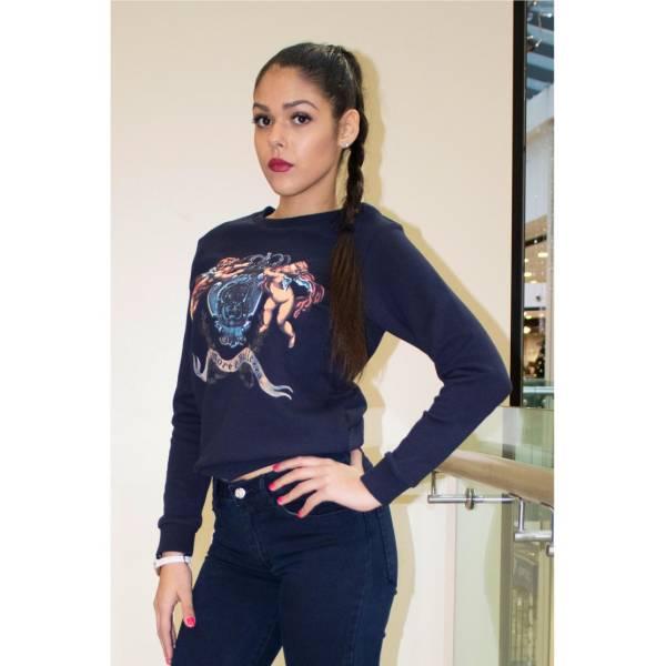 FRANCO FERUCCI дамска блуза с дълъг ръкав