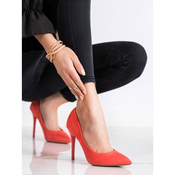 KAYLA дамски елегантни обувки на висок ток