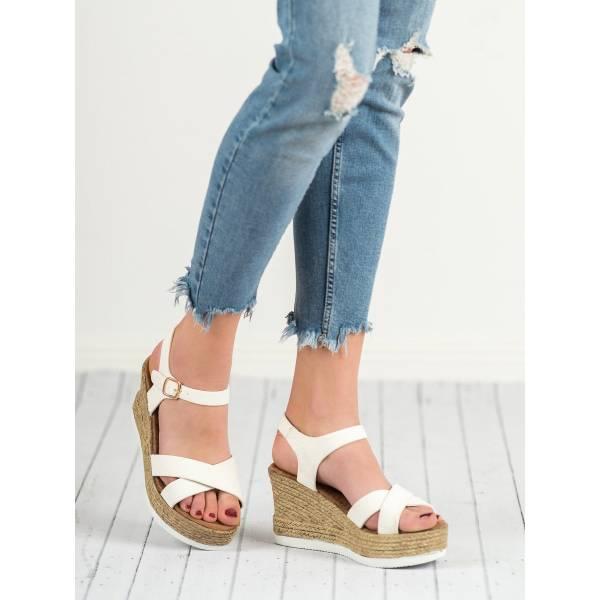 JESSY ROSS дамски сандали на висока платформа