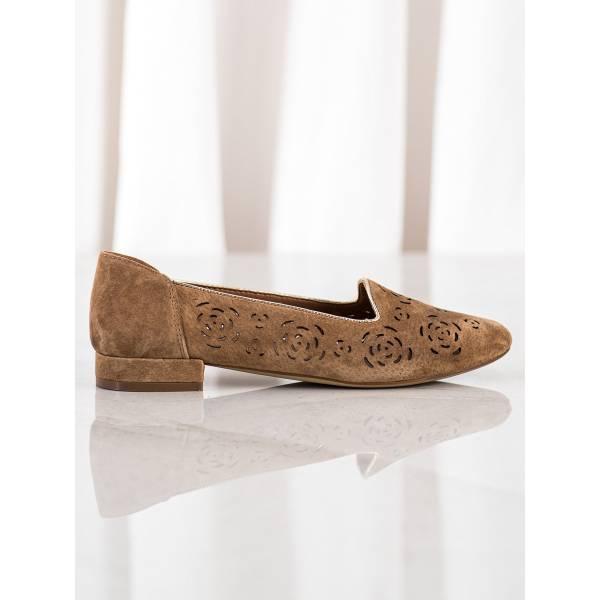 SERGIO LEONE дамски ежедневни обувки с нисък ток