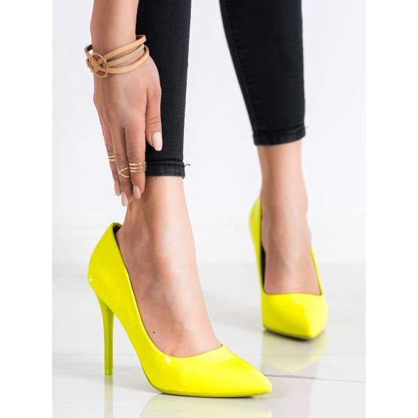 SHELOVET дамски елегантни обувки на висок ток