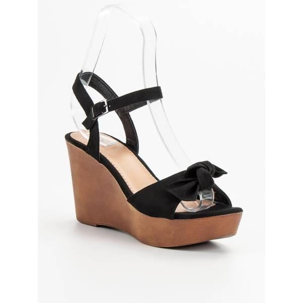 CM PARIS дамски сандали на висока платформа