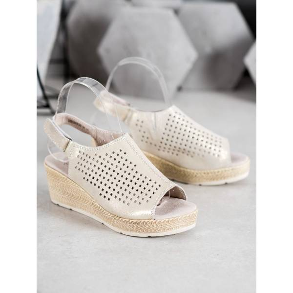 FILIPPO дамски сандали с ниска платформа
