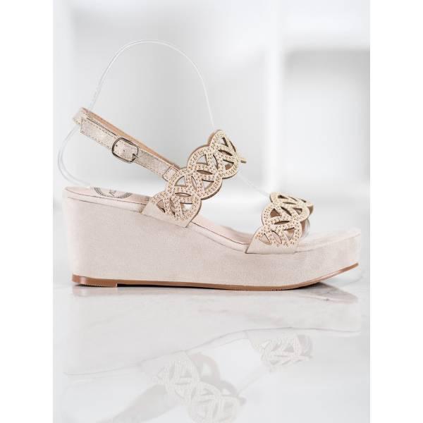 ACLYS дамски сандали на платформа