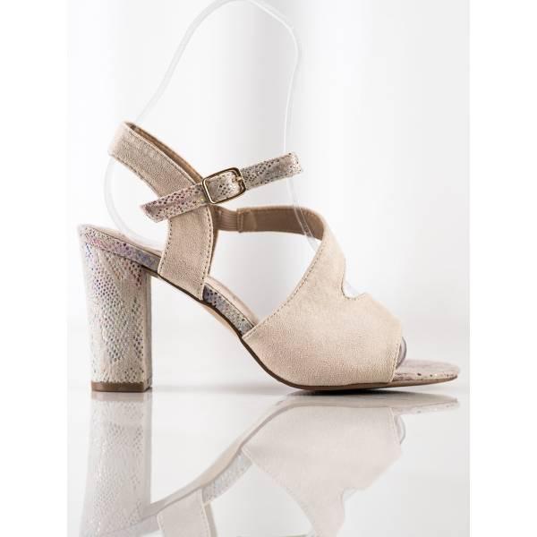 S. BARSKI дамски сандали на ток