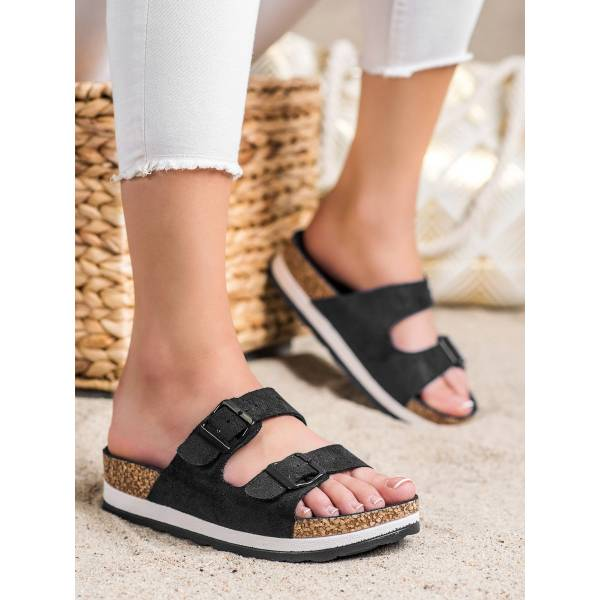 EVENTO дамски чехли с платформа