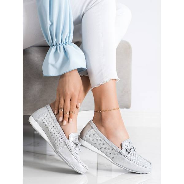 GOODIN дамски бели ниски обувки