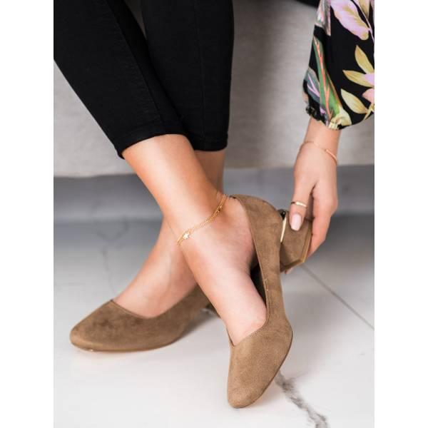 FILIPPO дамски елегантни обувки с нисък ток