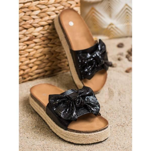 SHELOVET дамски чехли на платформа