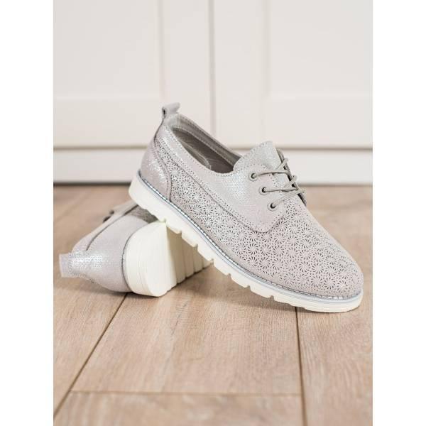 GOODIN дамски ежедневни обувки с връзки