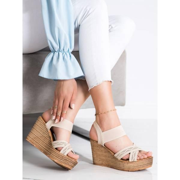 SEA ELVES дамски сандали на платформа
