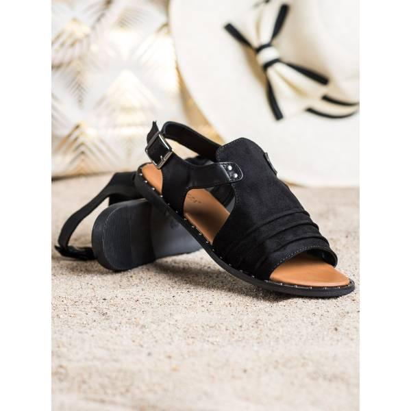 VINCEZA дамски равни сандали