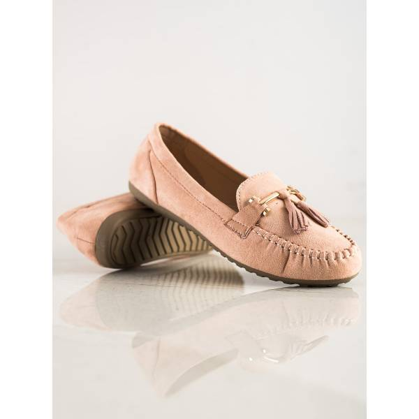 QUEENTINA дамски ниски обувки мокасини