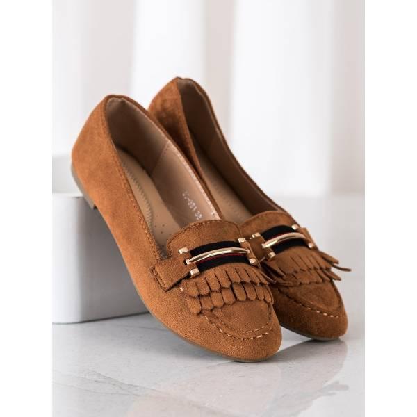 ANESIA PARIS дамски ежедневни обувки мокасини