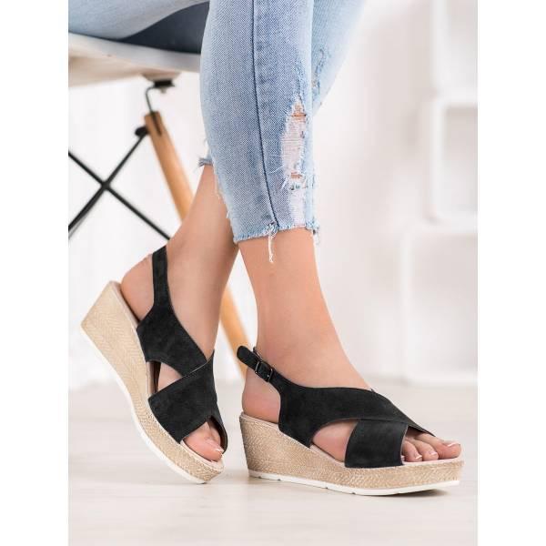 FILIPPO дамски сандали с лека платформа