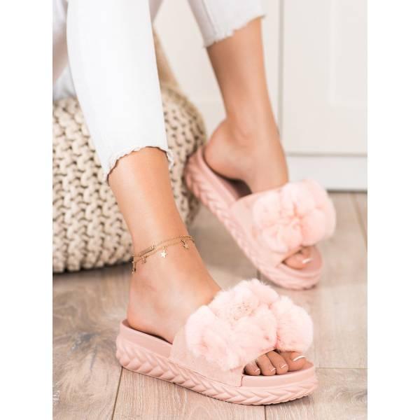 SEASTAR дамски чехли с платформа