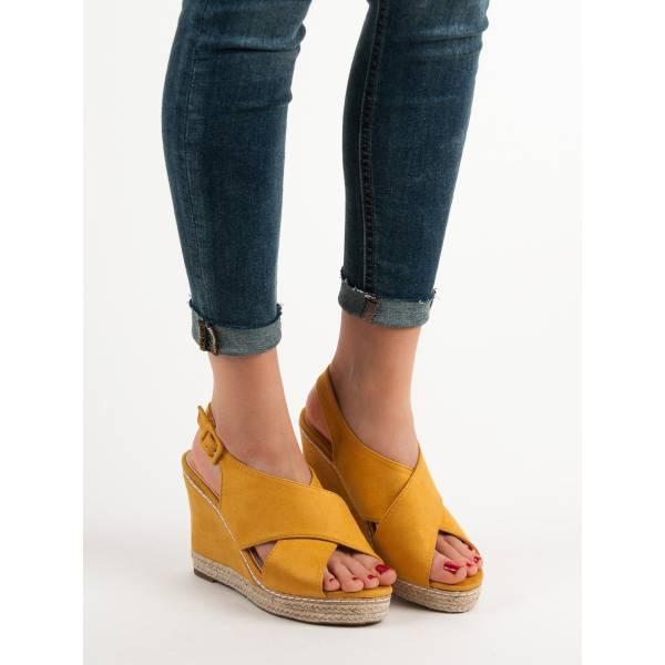 ANESIA PARIS дамски сандали с платформа
