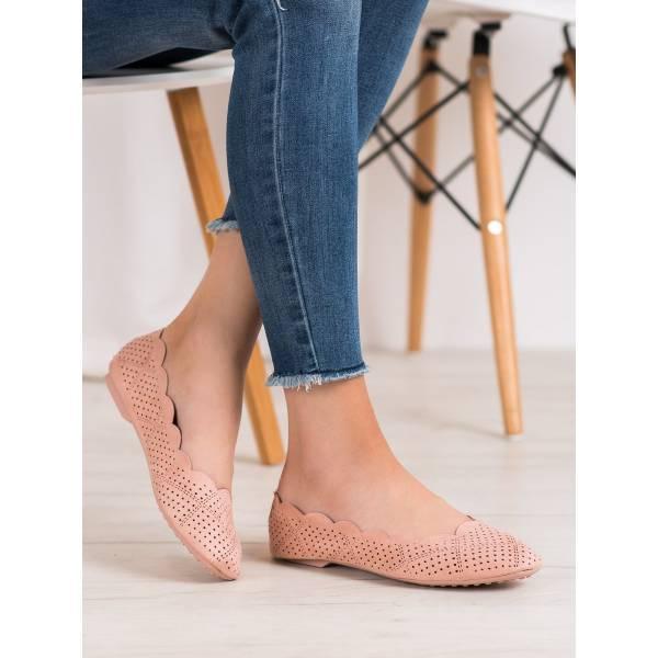 SMALL SWAN дамски ниски обувки тип балерини