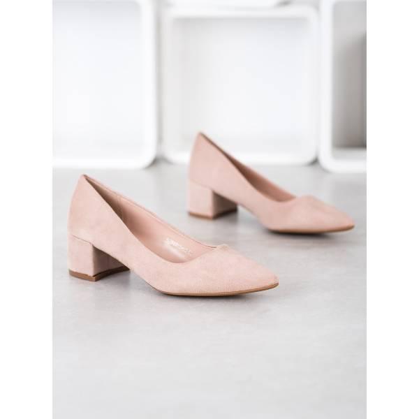 SHELOVET дамски обувки с нисък ток