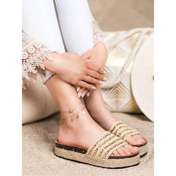 GROTO GOGO дамски чехли на платформа