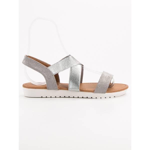 EXQUILY дамски ежедневни сандали