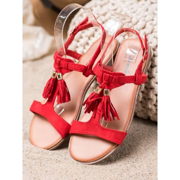 RENDA дамски ниски ежедневни сандали