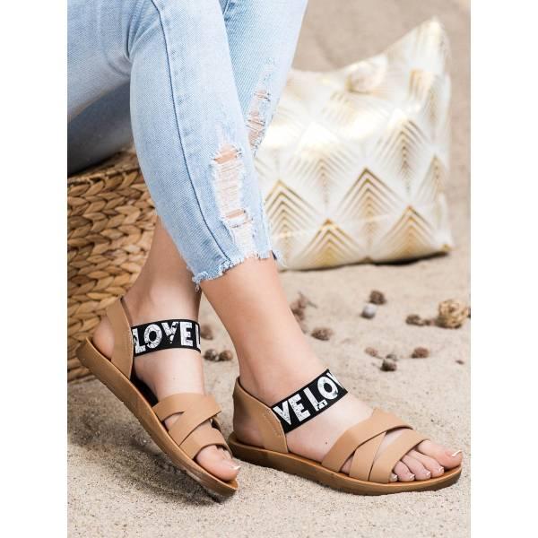 SHELOVET дамски ниски сандали
