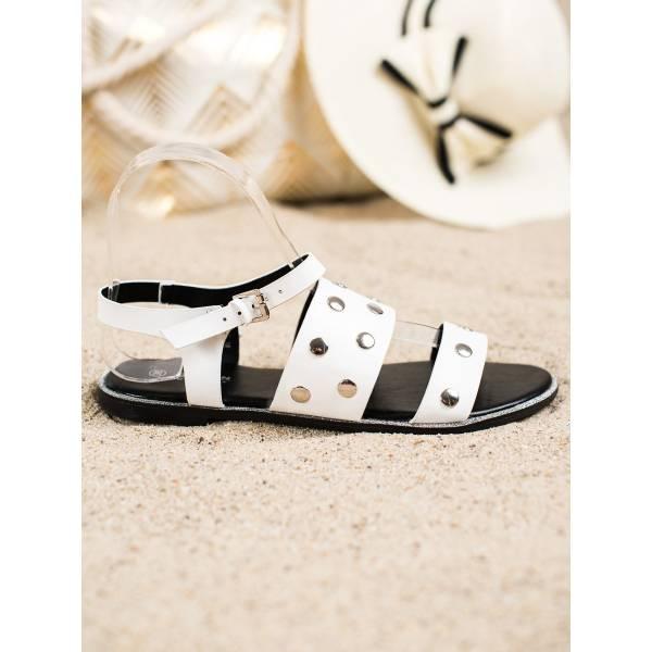 GOODIN дамски равни ежедневни сандали