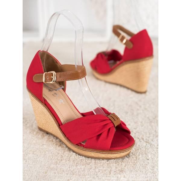 SHELOVET дамски сандали с висока платформа
