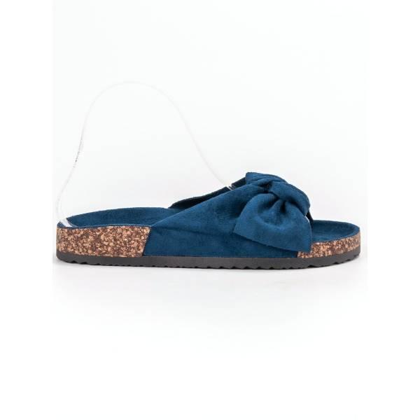 BONA дамски чехли с панделка