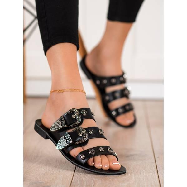 SEASTAR дамски чехли от еко кожа