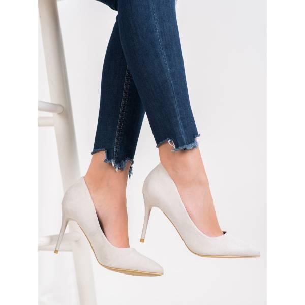 SHELOVET дамски стилни обувки с висок тънък ток