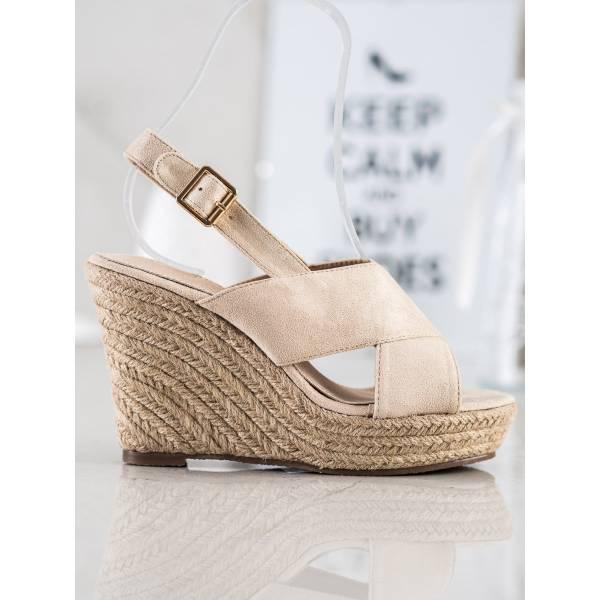 SABATINA дамски сандали на платформа