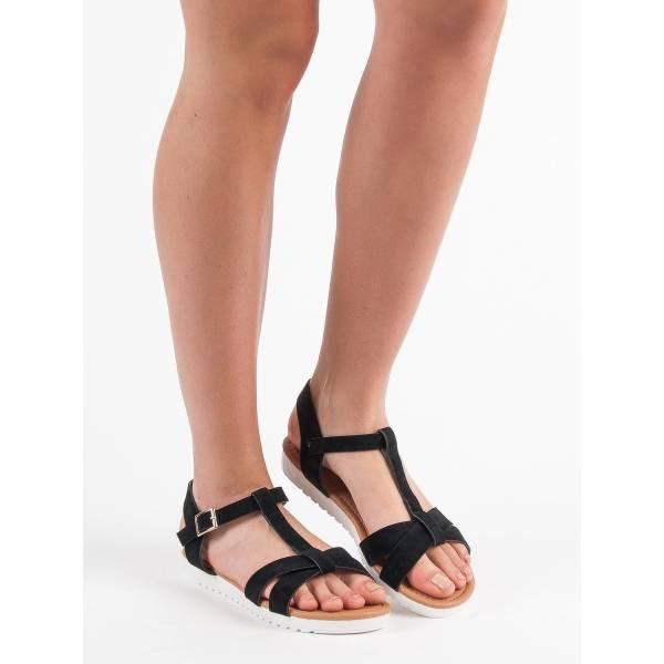 EXQUILY дамски ниски сандали