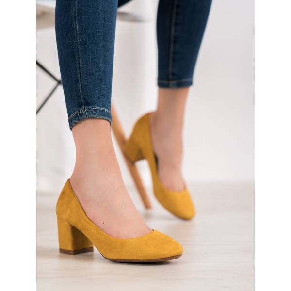 FAMA дамски обувки с нисък ток