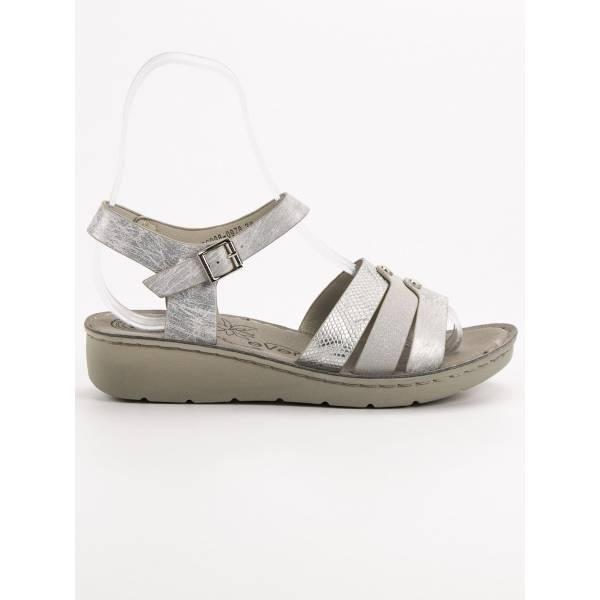 EVENTO дамски ниски сандали