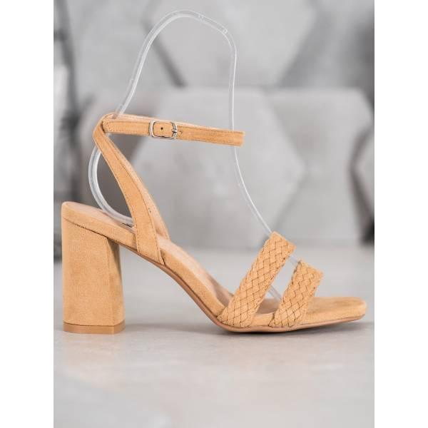 KYLIE дамски елегантни сандали с ток