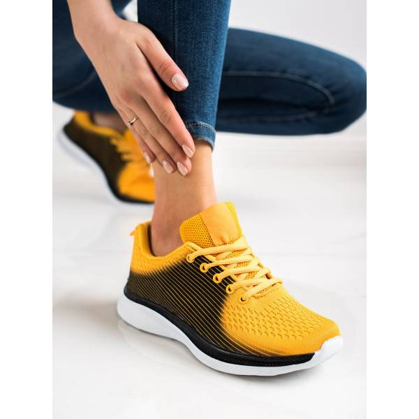BONA дамски спортни обувки от текстил