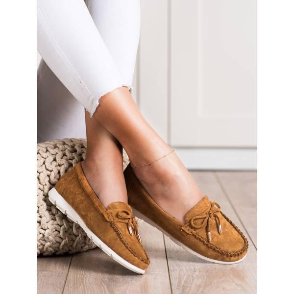 RENDA дамски ниски обувки с панделка