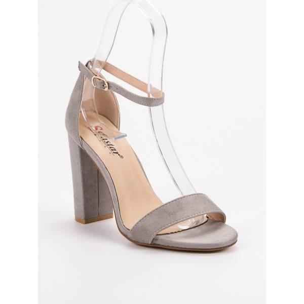SEASTAR дамски елегантни сандали с висок ток