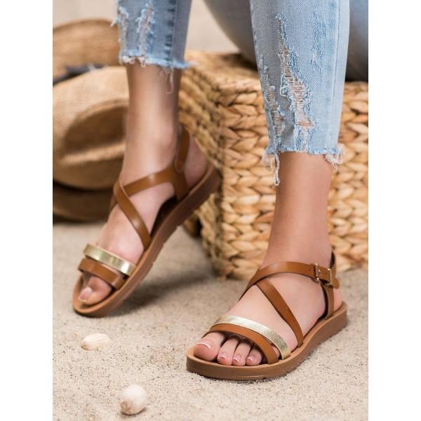 FILIPPO дамски равни сандали