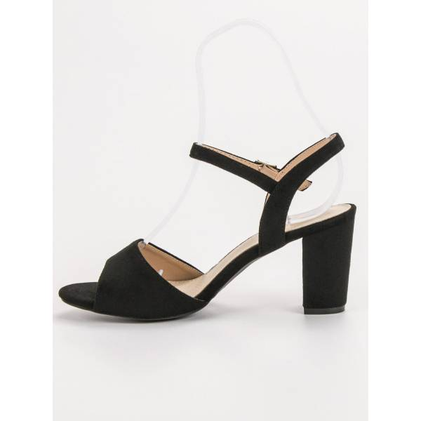 FILIPPO дамски сандали с удобен средно висок ток