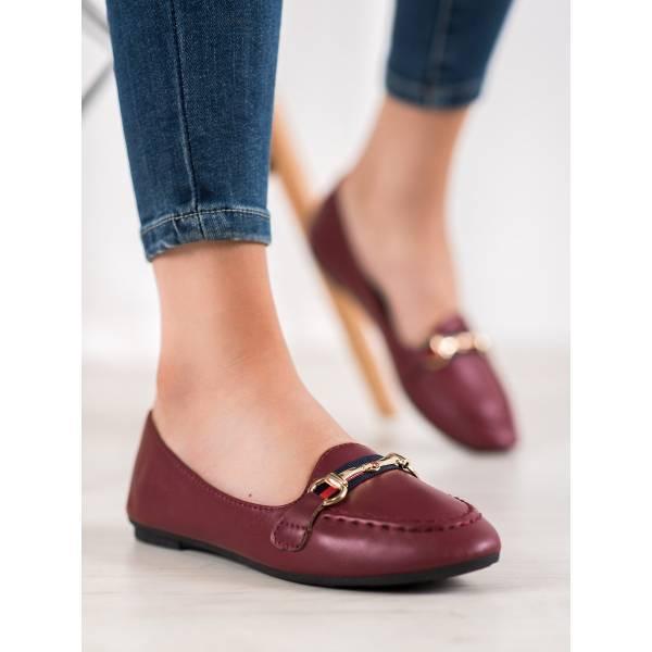 CLOWSE дамски ниски обувки мокасини