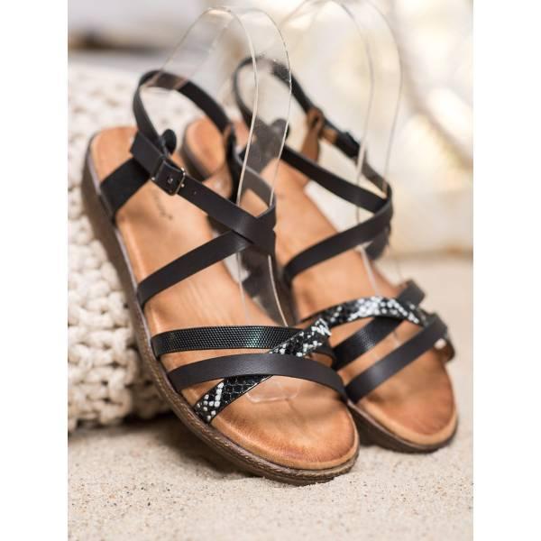 SMALL SWAN дамски ежедневни сандали