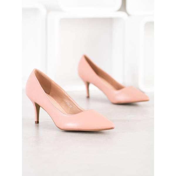 SHELOVET дамски ежедневни обувки с висок ток