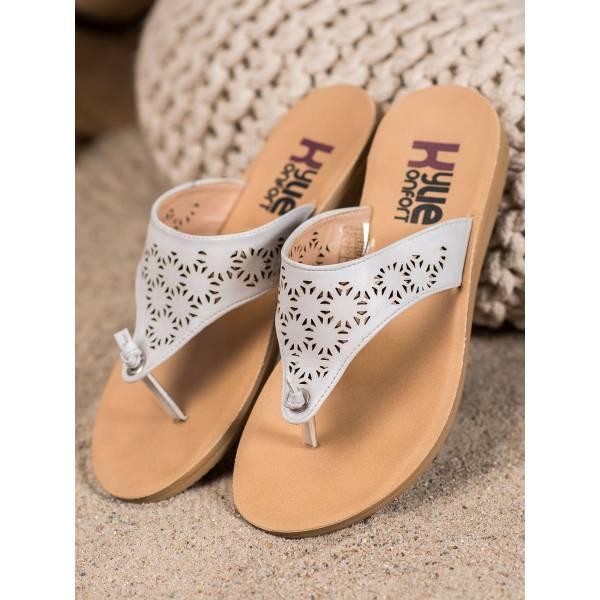 KYLIE дамски чехли с разделител между пръстите