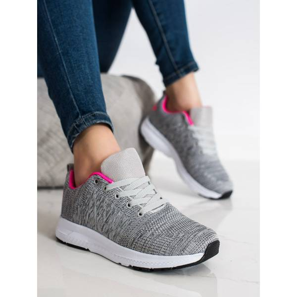 SHELOVET дамски текстилни маратонки